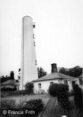 Burnham-on-Sea, the Lighthouse c1960