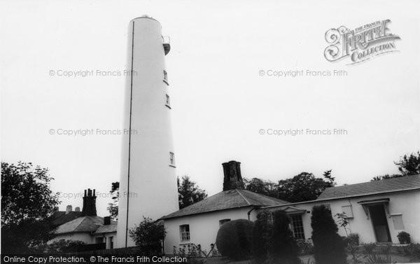 Burnham On Sea, The Lighthouse c.1960