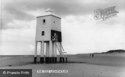 The Old Lighthouse c.1960, Burnham-on-Sea