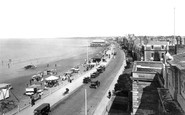 Burnham-on-Sea, The Parade 1926