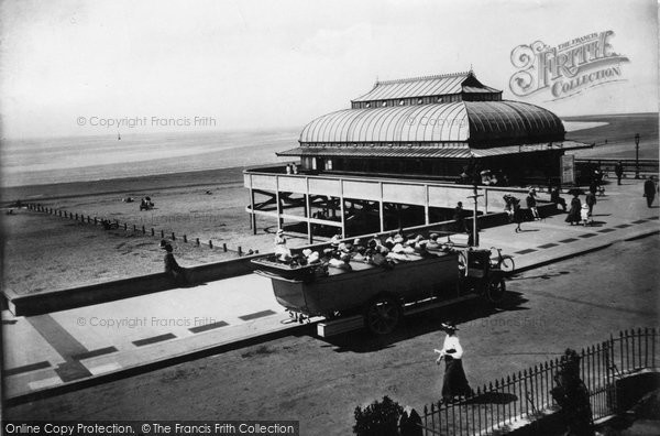 Burnham On Sea, The Pavilion 1918