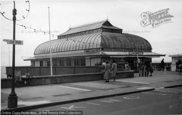Burnham On Sea, The Pavilion c.1955