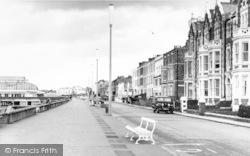 Burnham-on-Sea, The Promenade c.1960
