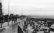 Burnham-on-Sea, The Sands 1939