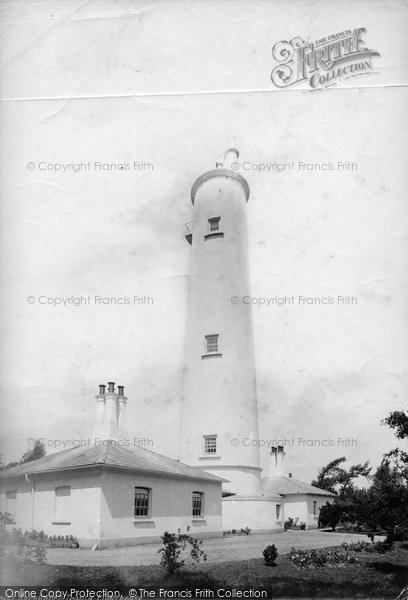 Burnham On Sea, Trinity Lighthouse 1887