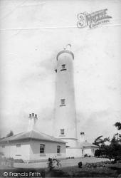 Burnham-on-Sea, Trinity Lighthouse 1887