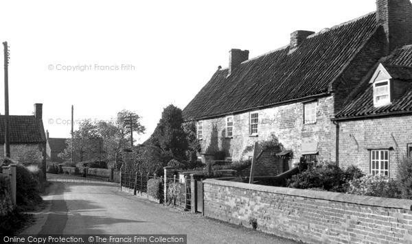 Burnham Overy Staithe, The Village c.1955