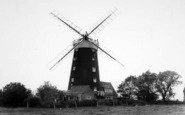 Burnham Overy Staithe, The Windmill c.1965