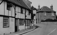 Burnham, Siblings, High Street c.1960