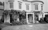 Burnham Thorpe, The Rectory c.1955