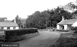 Burnhead, The Village c.1960