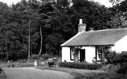 Village Children c.1960, Burnhead