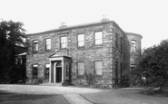 Burnley, Bank Hall 1895