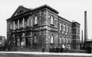 Burnley, Brunswick Chapel 1895