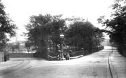 Burnley, Colne Road 1895
