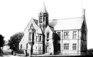Burnley, Grammar School 1895