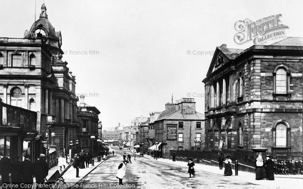 Burnley, Manchester Road 1895