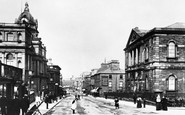 Burnley, Manchester Road 1895