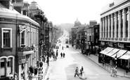 Burnley, Manchester Road c.1950