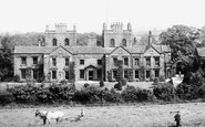 Burnley, Ormerod Hall 1895