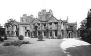 Burnley, Ormerod Hall 1895
