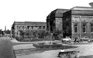 Burnley, Public Library 1961