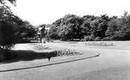 Burnley, Queens Park c.1960