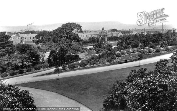 Burnley, Scott Park 1906