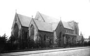 Burnley, St Mary's Roman Catholic Church  1895
