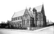 Burnley, St Matthew's Church  1895