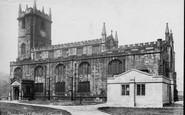Burnley, St Peter's Church 1906