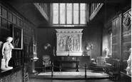 Burnley, The Chapel, Towneley Hall c.1955