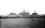 Burnley, The Hospital 1895