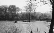 Burnley, Thompson Park c.1955