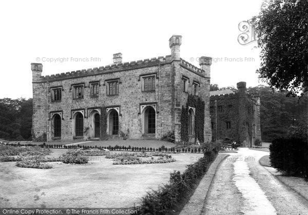 Burnley, Towneley Hall 1955