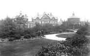 Burnley, Victoria Hospital 1906