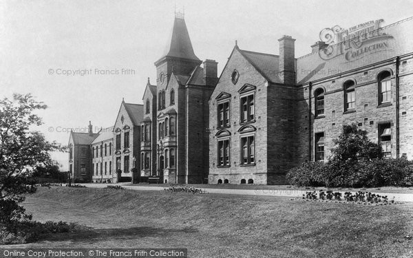 Burnley, Workhouse Infirmary 1906