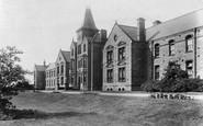 Burnley, Workhouse Infirmary 1906
