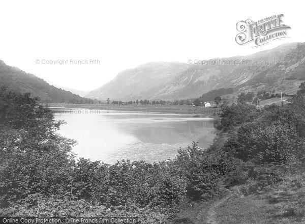 Photo of Burnmoor Tarn, 1888