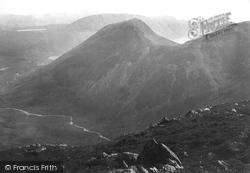 From Pillar Mountain 1889, Burnmoor Tarn