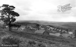 Burnopfield, General View c.1960