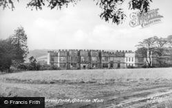 Burnopfield, Gibside Hall c.1960