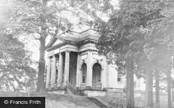 Burnopfield, The Gibside Chapel c.1960