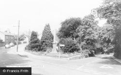 Burnopfield, The Memorial c.1960