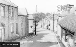 Burnopfield, The Old Village c.1960