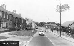 Burnopfield, The Village c.1965