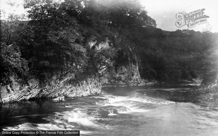 Photo of Burnsall, Loup Scar 1926