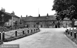 Burnsall, Red Lion Hotel c.1955
