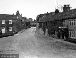 Burnsall, The Village 1926