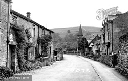 Burnsall, The Village c.1955